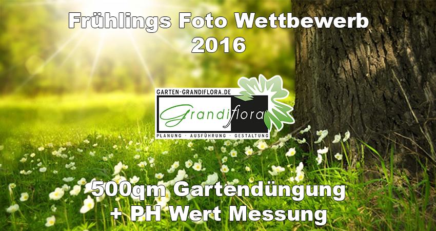 Der Gewinner steht fest – Frühlings Foto Wettbewerb 2016